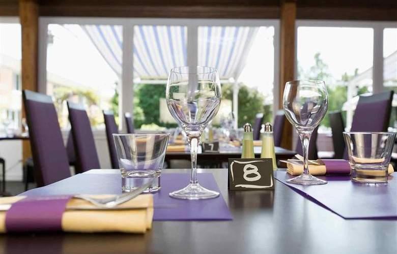 Novotel Dijon Route des Grands Crus - Restaurant - 15