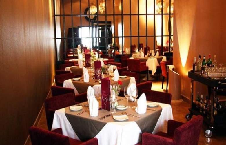 Golden Tulip Andalucia Golf Tangier - Restaurant - 42