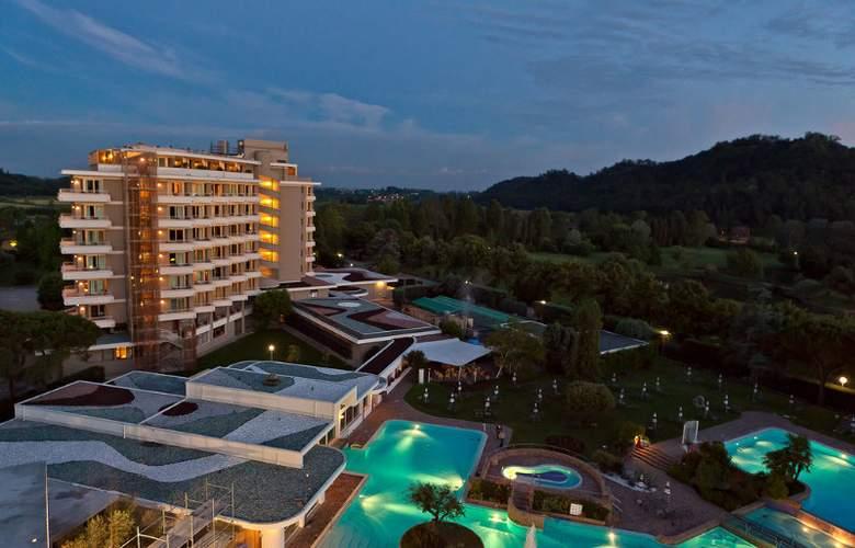 Radisson Blu Resort, Terme di Galzignano Sporting - Hotel - 0