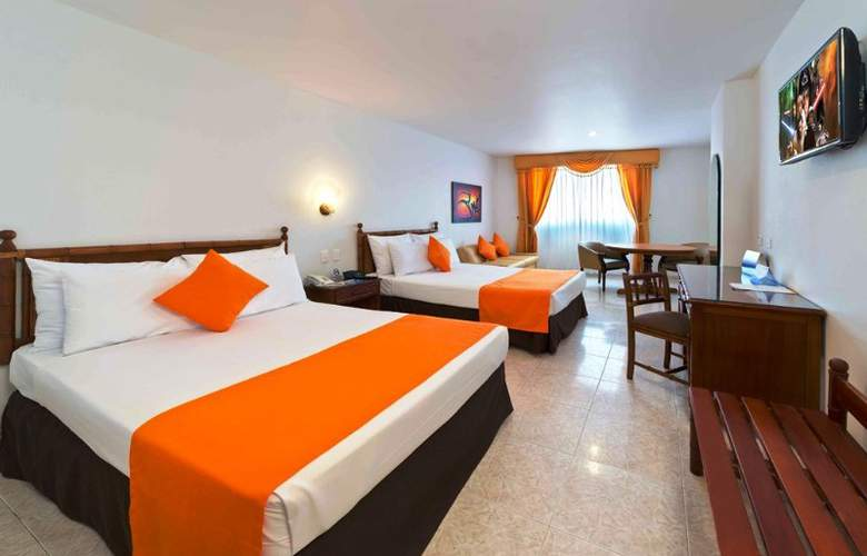 Cartagena Plaza - Room - 7
