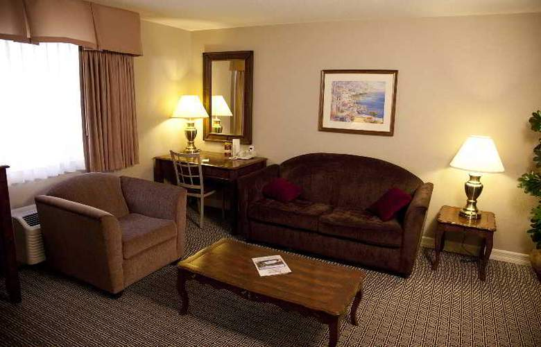 Tuscany Suites & Casino - Room - 14