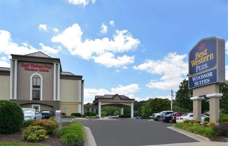 Best Western Plus Windsor Suites - Hotel - 8