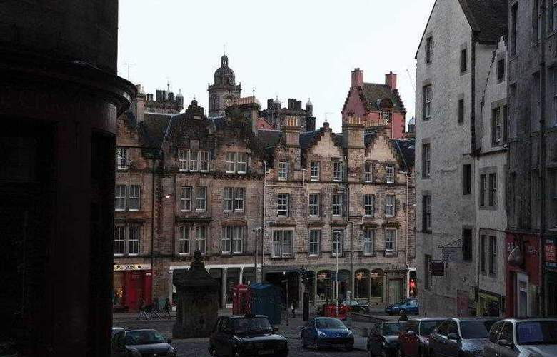 Best Western Bruntsfield Hotel - Hotel - 42