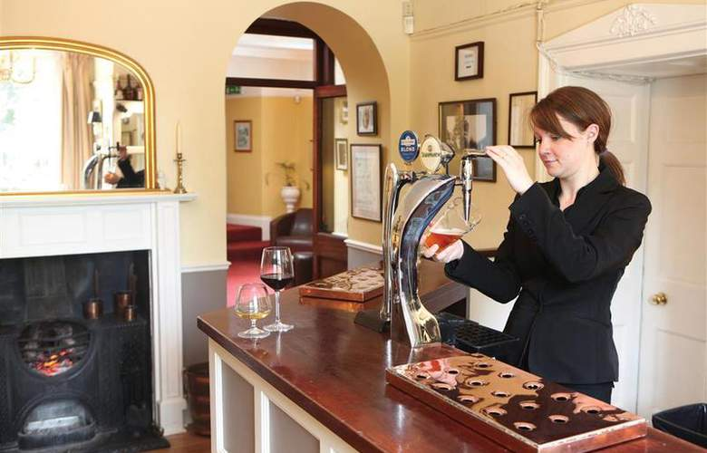 Best Western Henbury Lodge Hotel - Bar - 87