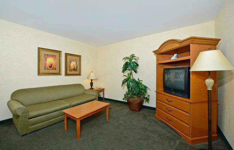 Best Western Of Long Beach - Room - 20