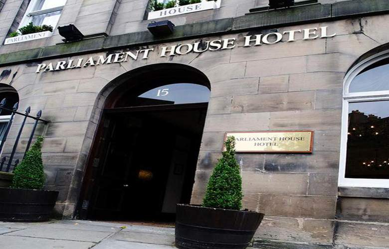 Parliament House - Hotel - 0