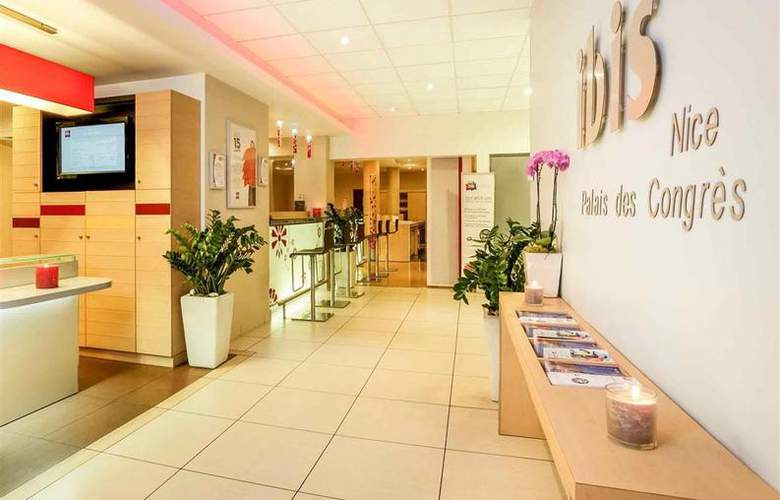 Ibis Nice Palais des Congrés - Hotel - 12