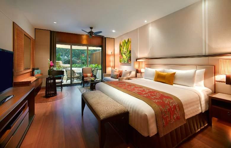 Shangri-la Singapore - Room - 6