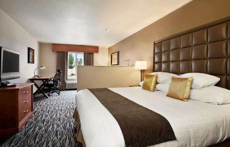 Best Western Plus Peppertree Auburn Inn - Room - 82