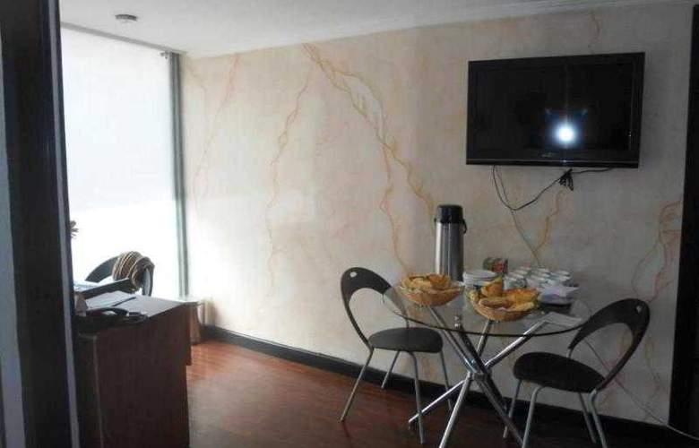 Hotel Esmeralda Real Bogota - Room - 9