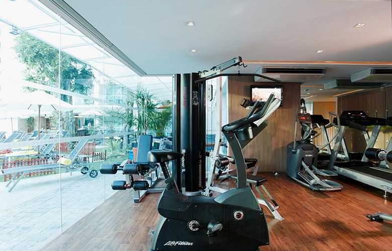 Centara Pattaya Resort - Sport - 26