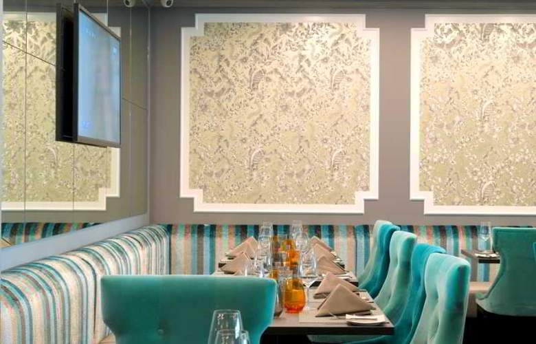 Thon Hotel Bristol Stephanie - Restaurant - 17