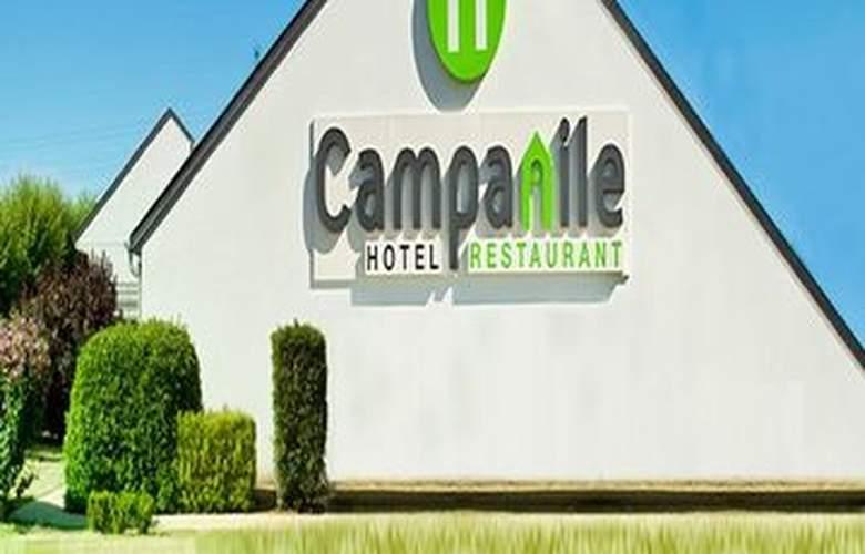 Campanile Saint Dizier - Hotel - 0