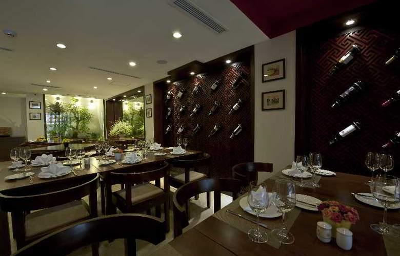Au Coeur Hanoi Hotel - Bar - 3