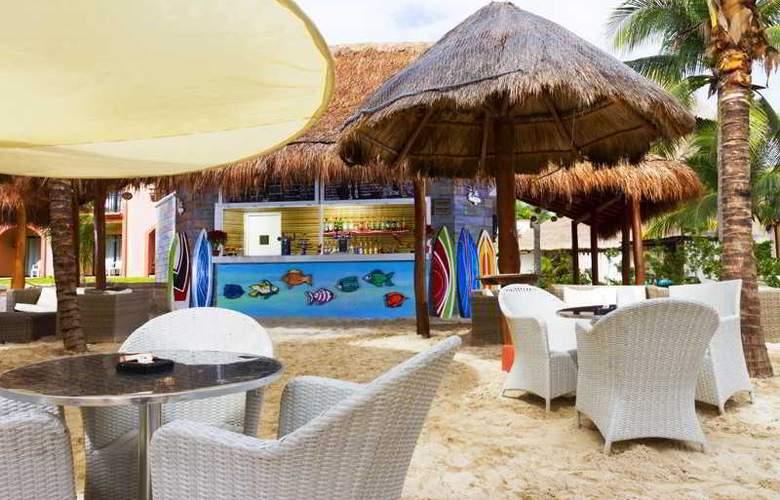 Sandos Playacar Beach Experience Resort - Bar - 15