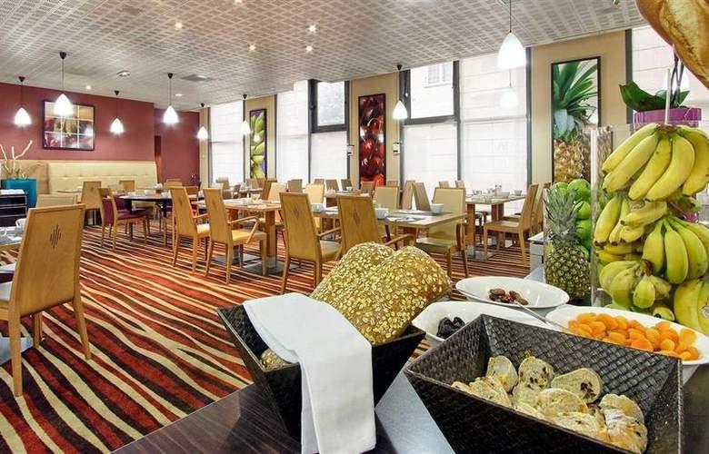 Novotel Paris 13 Porte d'Italie - Restaurant - 74