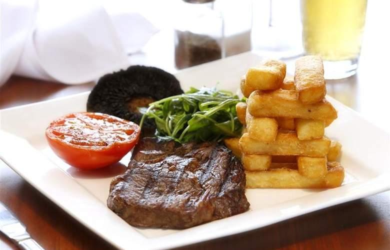 Best Western Stoke-On-Trent Moat House - Restaurant - 111