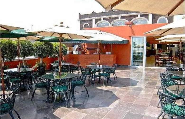 Zócalo Central Hotel - Terrace - 8
