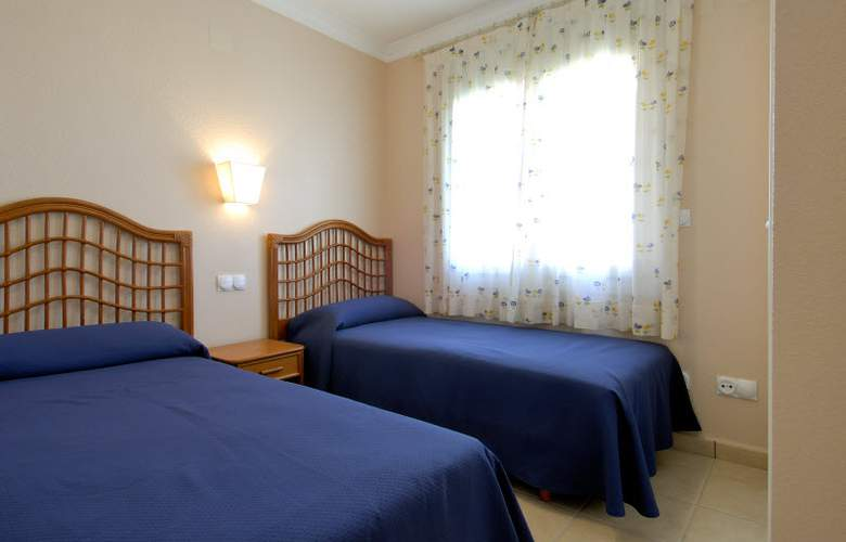 Apartamentos Oliva Nova Golf - Room - 10