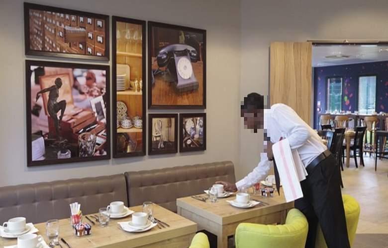 Park suites Elegance Vannes - Restaurant - 1