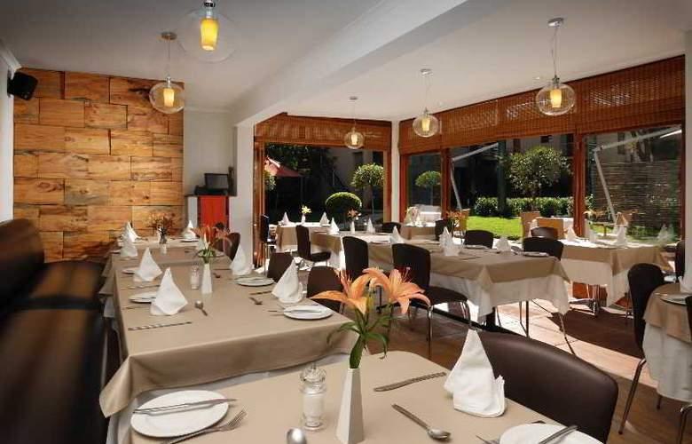 The Peech Hotel - Restaurant - 3