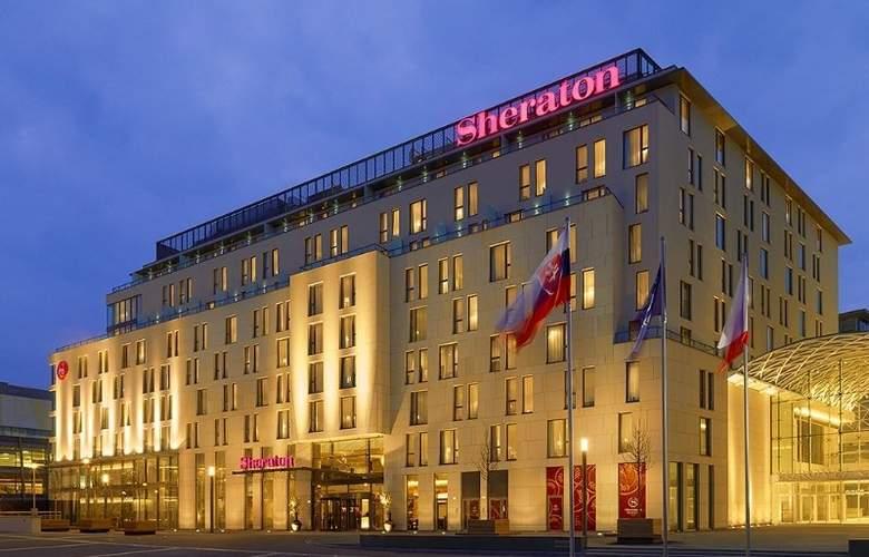 Sheraton Bratrislava - Hotel - 0