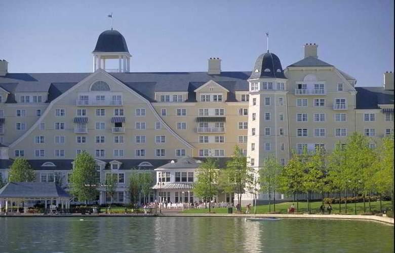 Disney's Newport Bay Club - Hotel - 5
