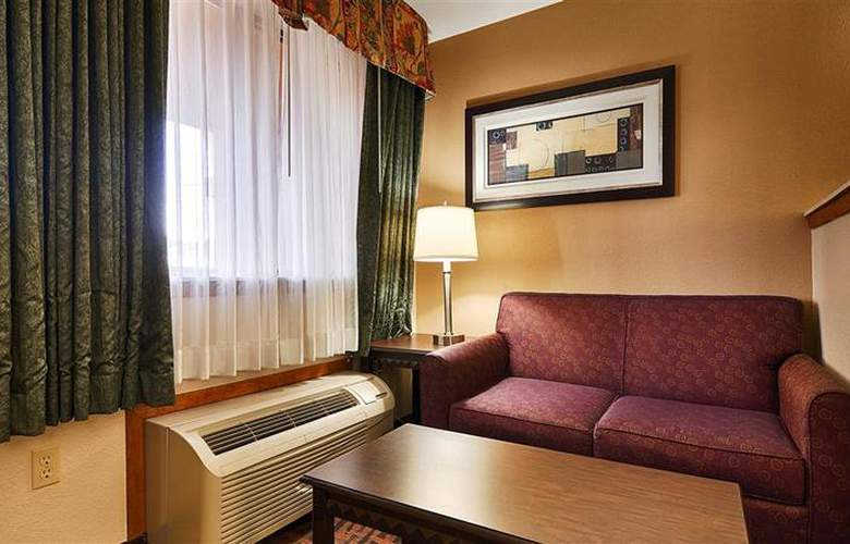 Best Western Sunland Park Inn - Room - 102