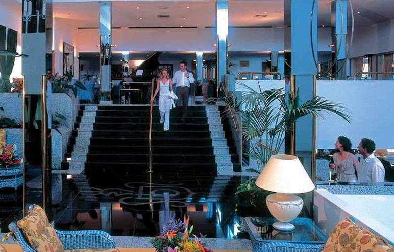 Hotel Riu Palace Oasis - Hotel - 5
