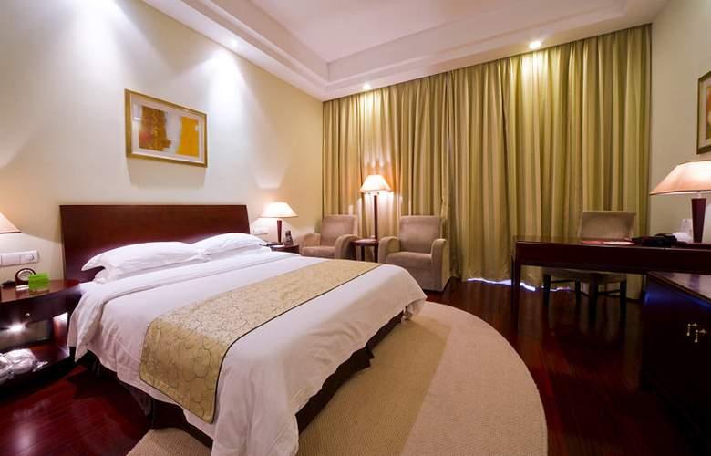 Ramada Plaza Sino-Bay - Room - 2