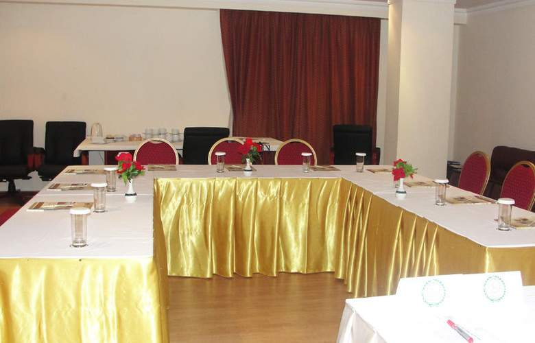 Pars International Hotel - Conference - 3