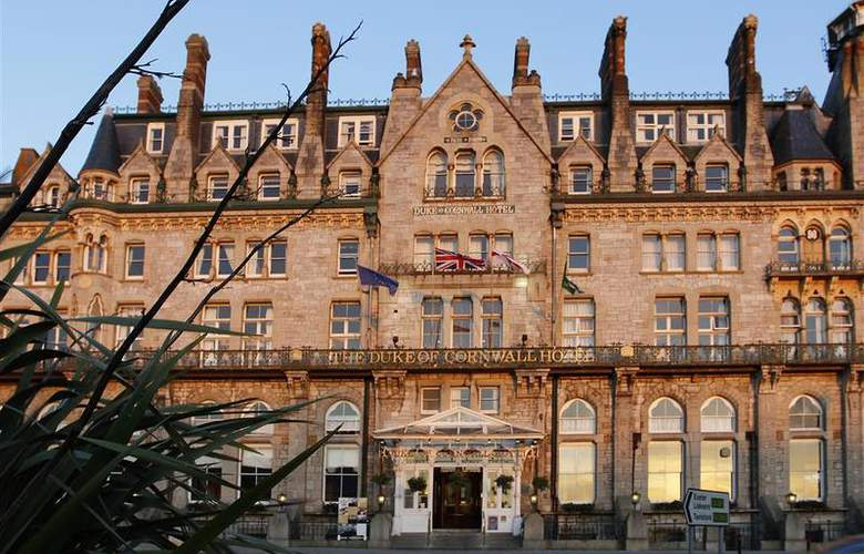 Best Western Duke Of Cornwall Hotel - Hotel - 60