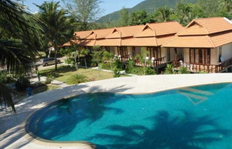 Buritara Resort & Spa Kanchanaburi - Pool - 6