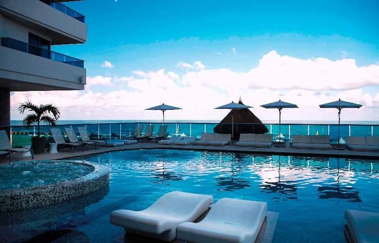 Las Americas Torre Del Mar - Pool - 27