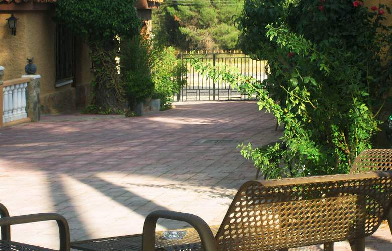 Finca Rural La Villa Don Quijote - Hotel - 10