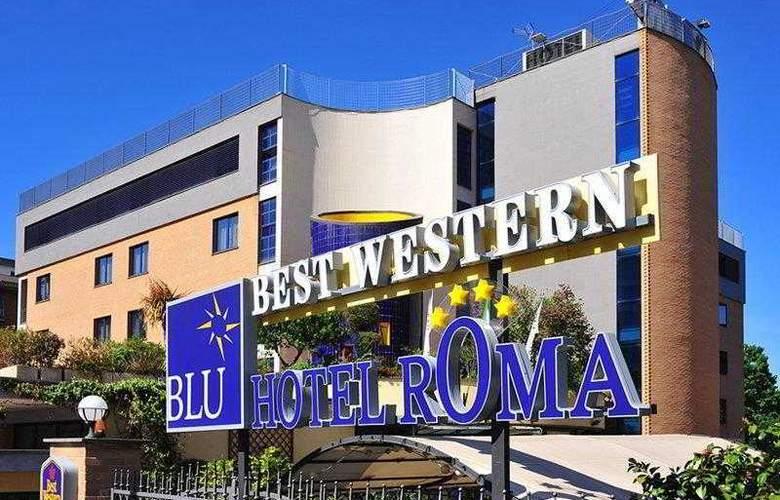 Best Western Blu Hotel Roma - Hotel - 8