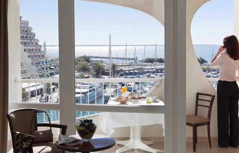 Mercure La Grande Motte Port - Hotel - 25
