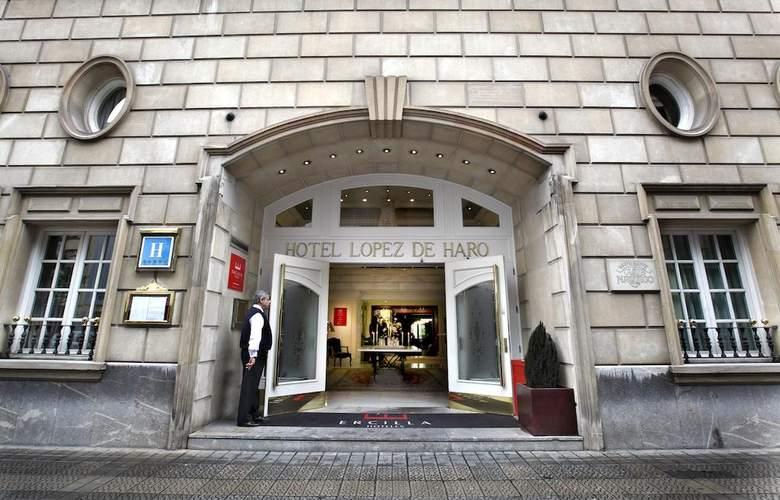 Lopez de Haro - Hotel - 0