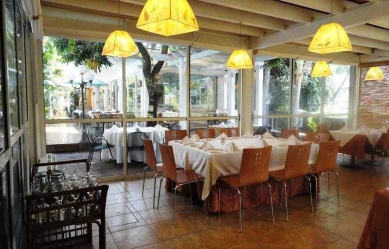 Villa Morra Suites - Restaurant - 9