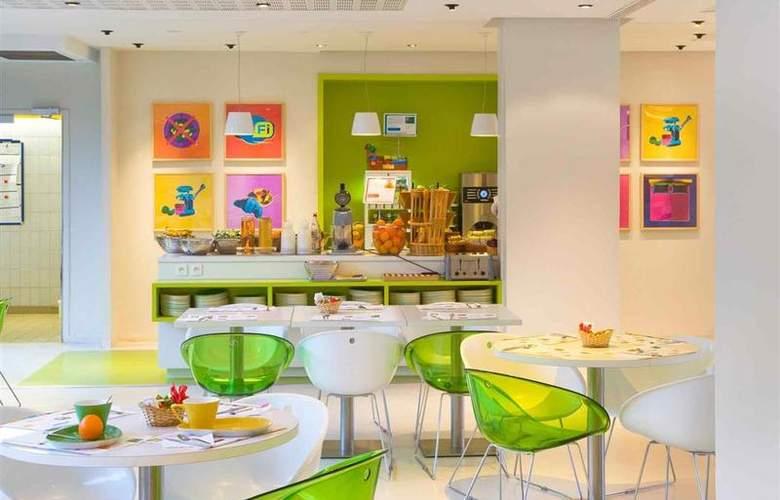 ibis Styles Lille Centre Gare Beffroi - Restaurant - 3