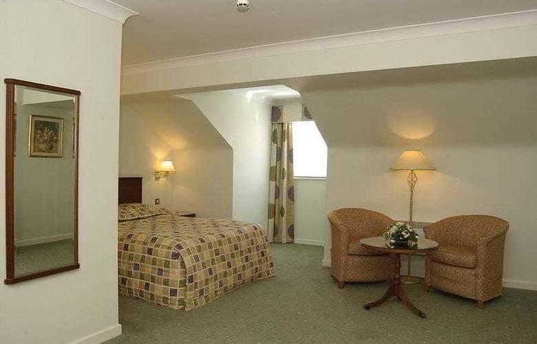 Best Western Bentley Leisure Club Hotel & Spa - Hotel - 6