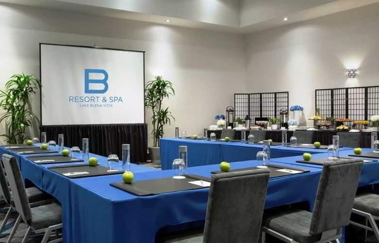 B Resort & Spa - Conference - 18
