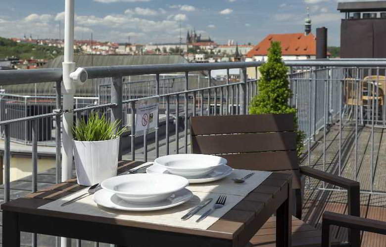 Hotel Apartment Wenceslas Square - Terrace - 37