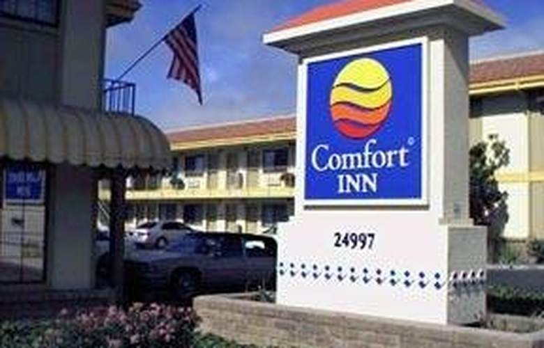 Comfort Inn Hayward - General - 1