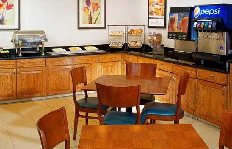 Residence Inn Ann Arbor - Hotel - 6