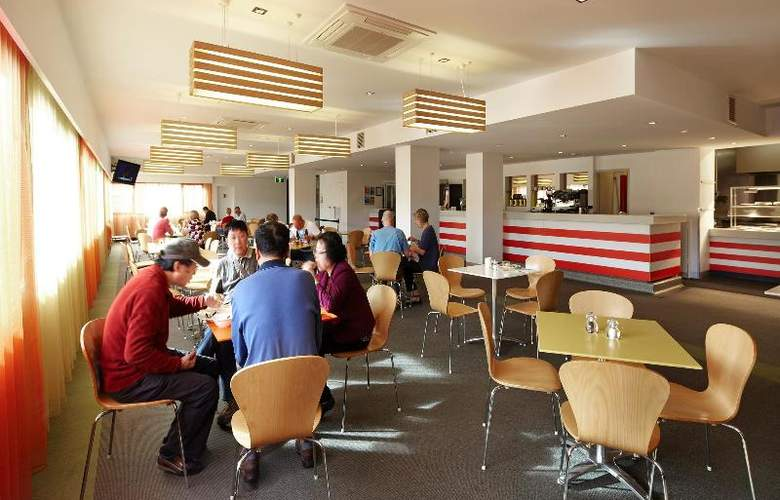 Travelodge Hotel Hobart - Restaurant - 9