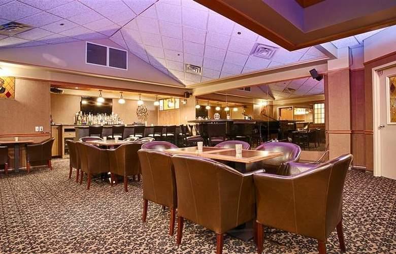 Best Western Glengarry Hotel - Restaurant - 100