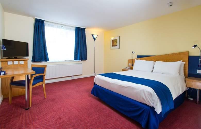 Holiday Inn Express Bradford City Centre - Room - 2