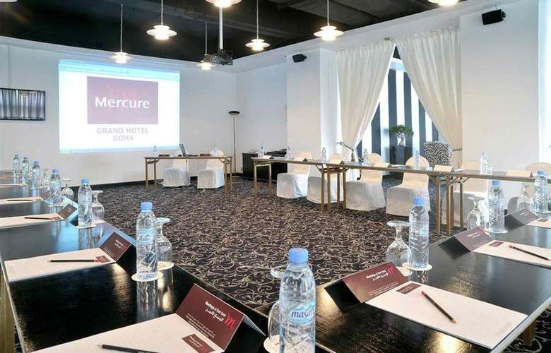 Mercure Grand Doha City Centre - Conference - 29
