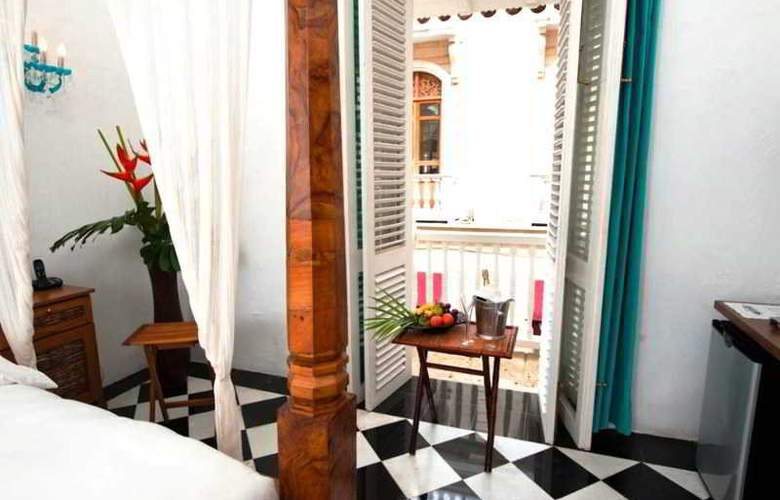 Aguamarina Hotel Boutique - Room - 10